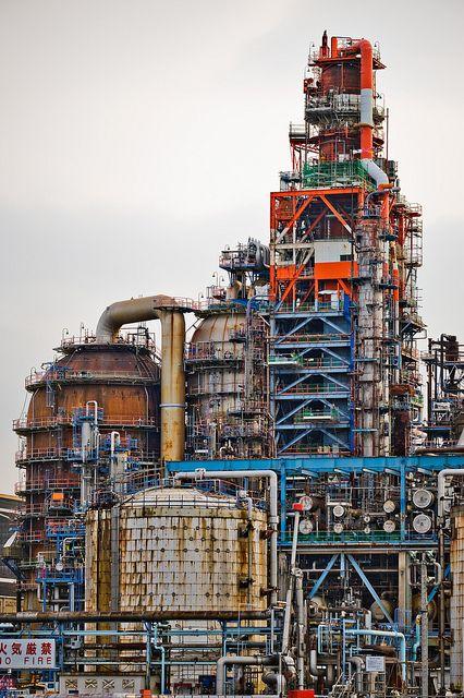 東亜石油 by Ken OHYAMA on Flickr.