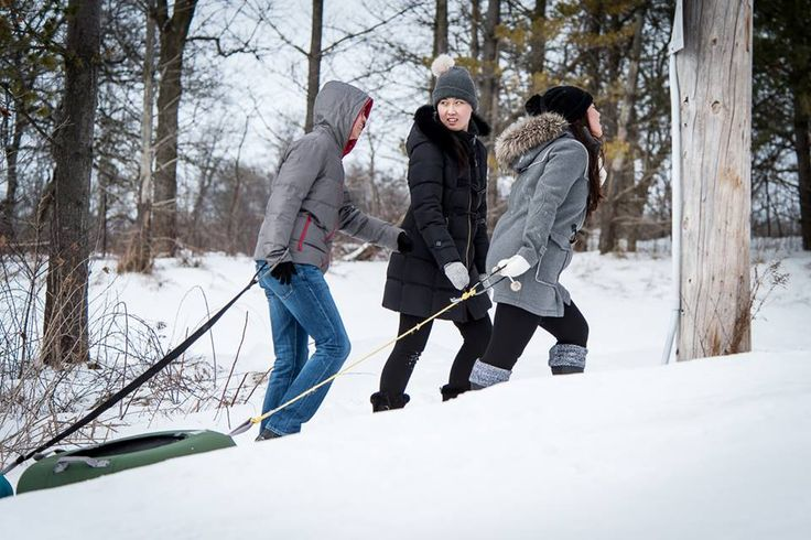 Preparing for a Canadian winter: What you need to know when you learn English in Canada