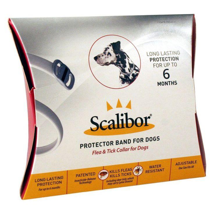 Scalibor Protector Band for Dogs Flea & Tick Care - 004SCH-DOG