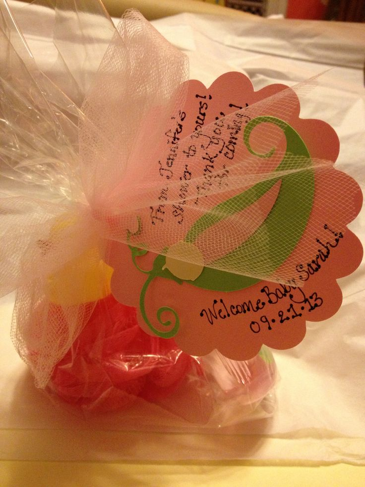 Baby Shower Favors Using Cricut ~ Best bath and body works stuff images on pinterest