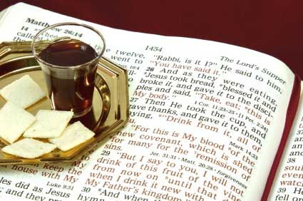 the lords supper | Five Theses Regarding the Lord's Supper