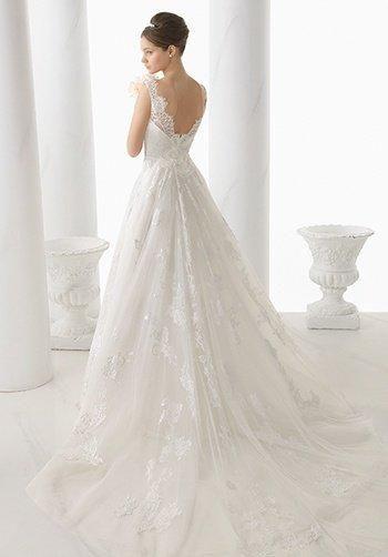 Alma Novia 280/NORIA Wedding Dress - The Knot