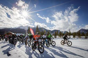 Join us for the 2nd Annual Frisco Freeze Fat Bike Race at the Frisco Nordic Center!  This race is the
