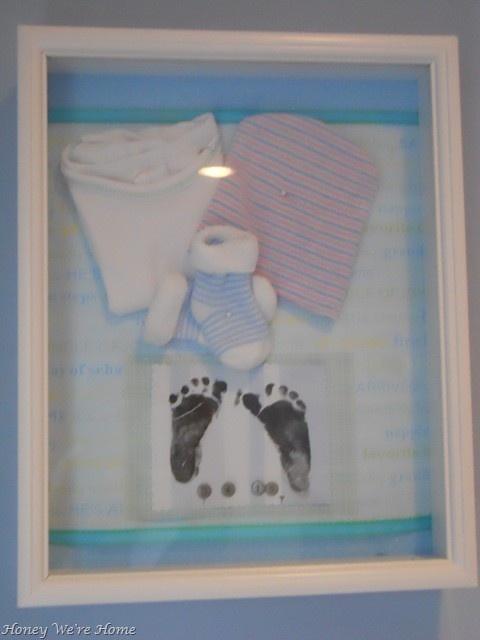 hospital mementos baby-stuff