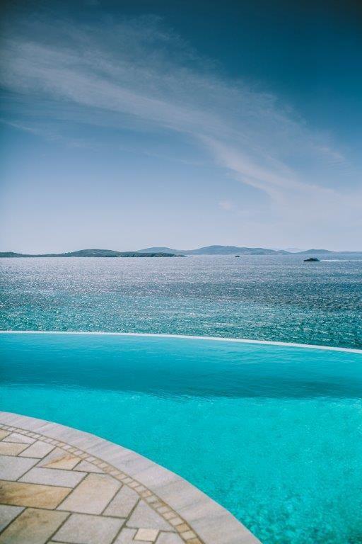 Mykonos Villa   Exclusive Greek Island Weddings by Stella & Moscha   Bespoke Wedding Design   Photo by George Pahountis