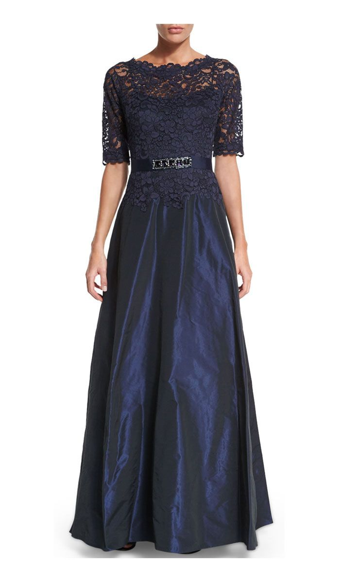 Beautiful Mother of the Bride Dresses with Sleeves- MOB dresses