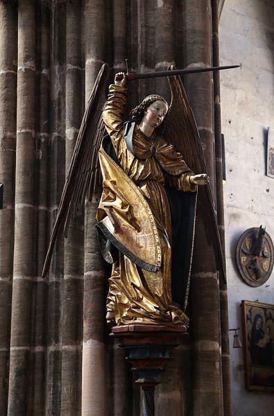 Good File St Michael Veit Stoss St Lorenz Nuernberg