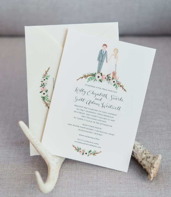 50 best Invitations & Stationery from Shindig images on Pinterest ...