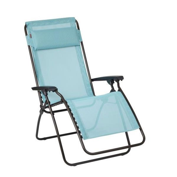 Lafuma Recliner R Clip Arctic Gorgeous arctic blue coloured chair. Batyline seat clips into frame. steel frame Lafuma R Clip Recliners  sc 1 st  Pinterest & 21 best Lafuma Chairs and Recliners images on Pinterest ... islam-shia.org