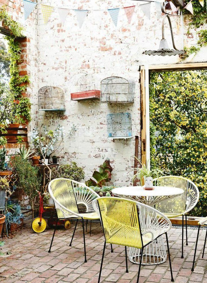 1000 id es sur le th me terrasse sur pinterest plein air for Table de terrasse pas cher