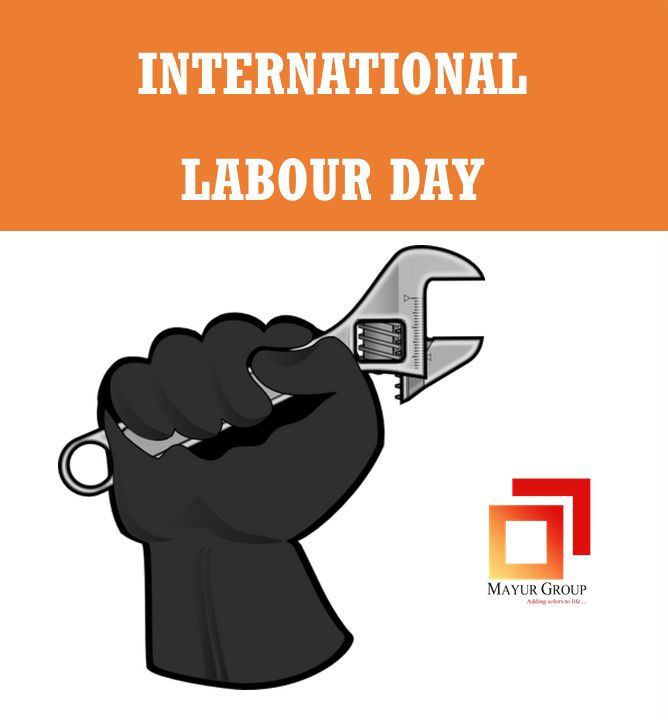 Wishing a Happy International Labour Day to all!