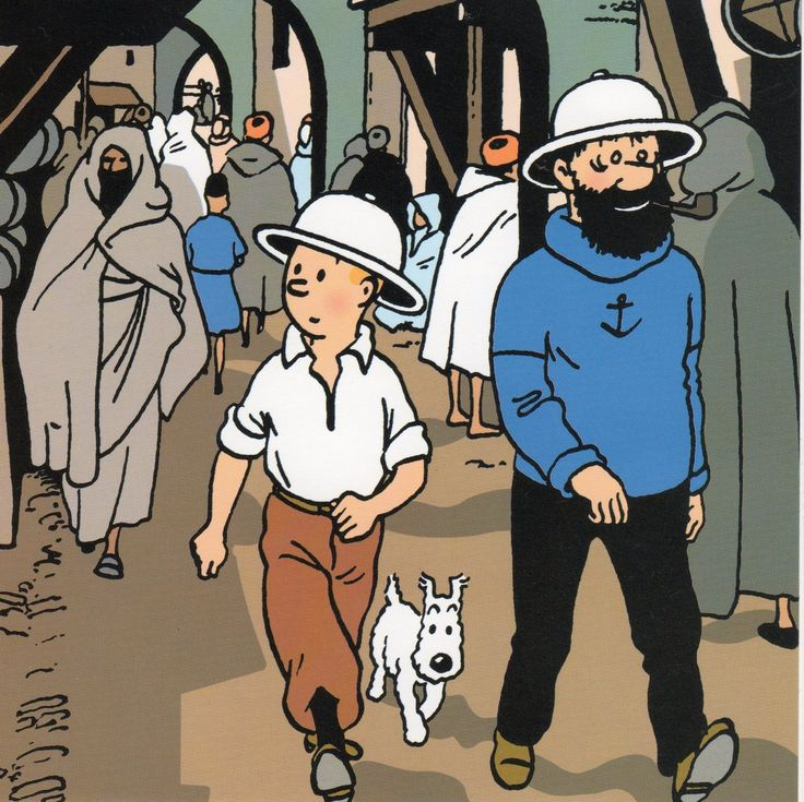 Tintin endorses #2 … the white popover. A popover is hybrid of a polo shirt and a traditional mens shirt.