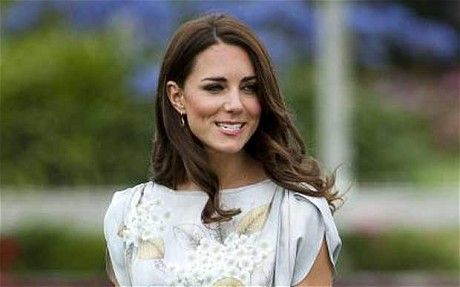 The Duchess of Cambridge is a Team GB ambassador for the London 2012 gamesPhoto: GETTY IMAGES