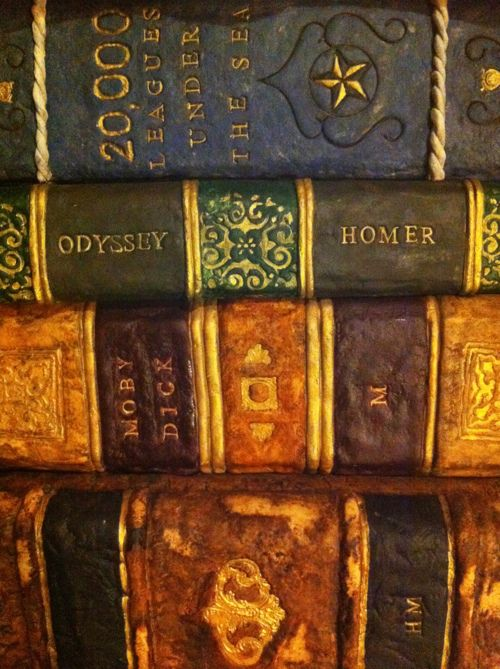 books with beautiful covers and bindings-cool old school books and literature www.adealwithGodbook.com