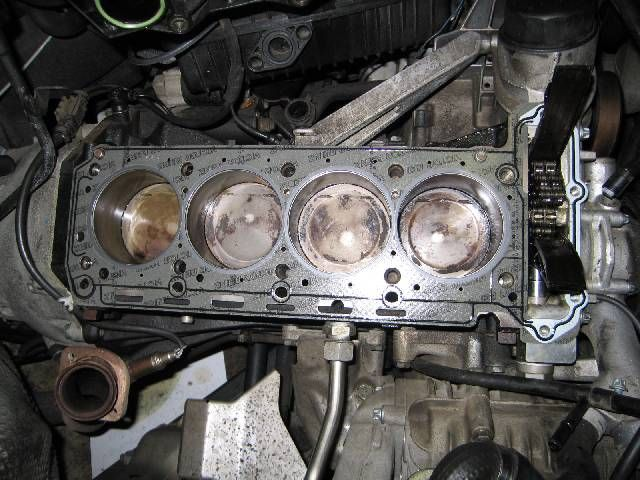 mercedes c280 head gasket replacement | 1998 Mercedes SLK 230 Head gasket removal & replacement