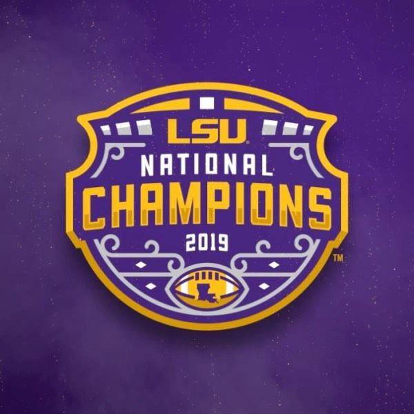Lsu Football On Instagram The Greatest Ever In 2020 Lsu Lsu Tigers Football Lsu Football