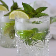 "The Real Mojito | ""This is an authentic recipe for mojito."""