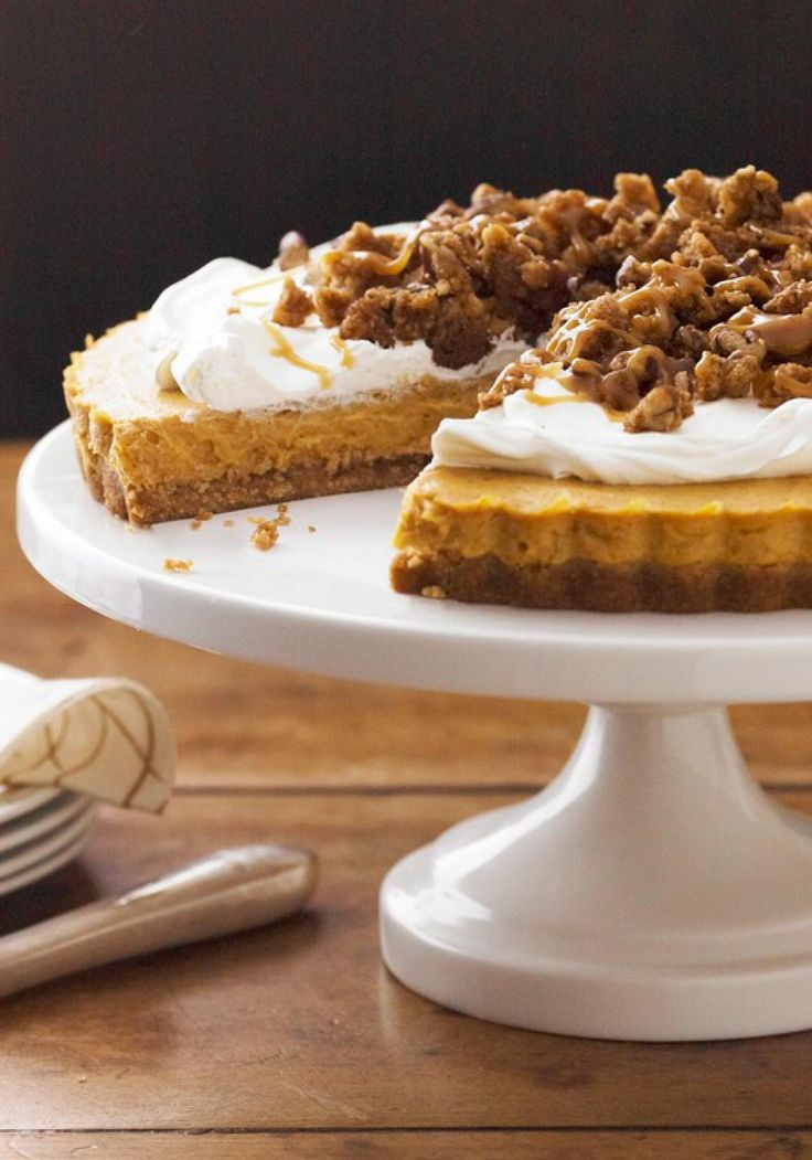 59 best delectable holiday desserts images on pinterest petit smart choice caramel pumpkin mousse tart this caramel pumpkin dessert recipe forumfinder Gallery