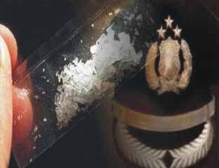 Parah, Anggota Satres Narkoba Tertangkap Sedang Nyabu