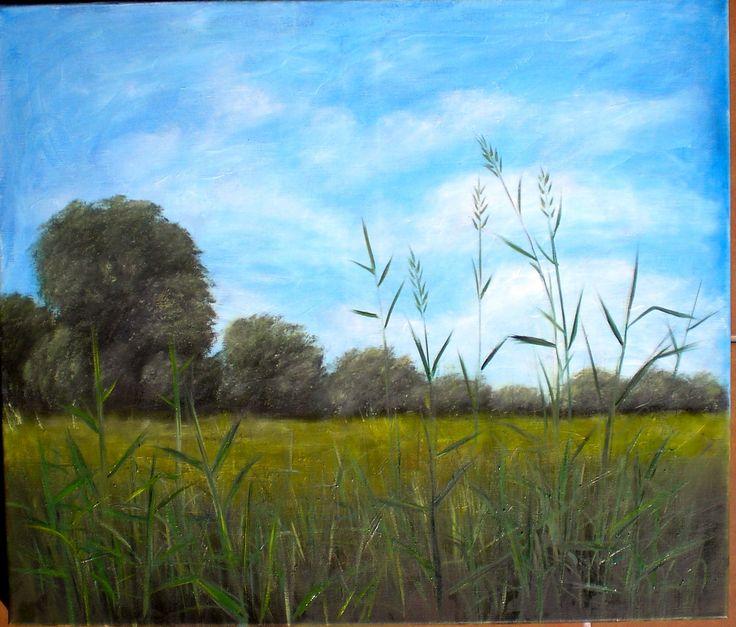 oilpainting on canvas
