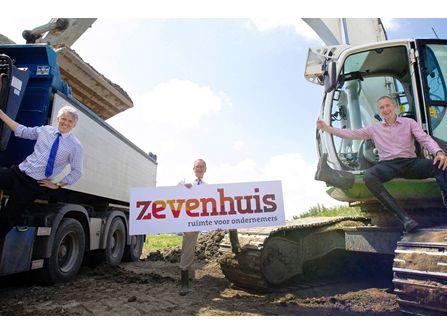 Fantastische kansen op bedrijventerrein Zevenhuis Hoorn