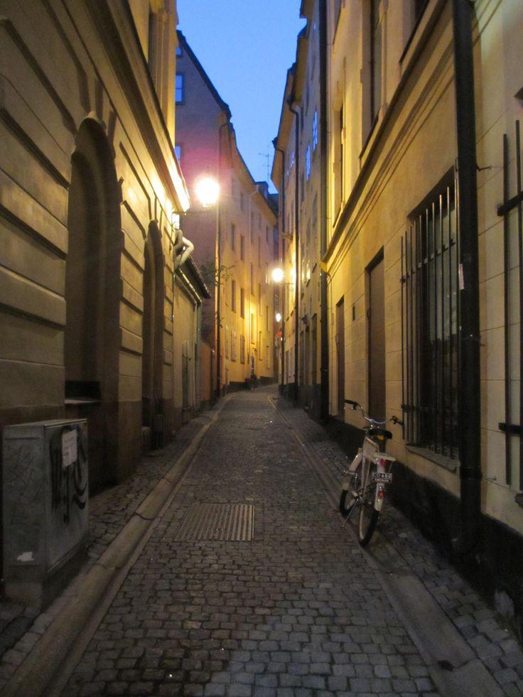 Taken in Gamla Stan, Stockholm, Sweden - September 2015