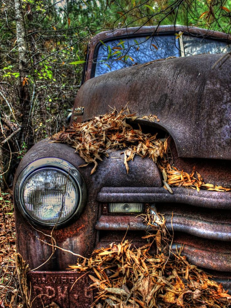 53 Chevy. A Rusting Development is a photograph by Brian Cole. Source fineartamerica.com