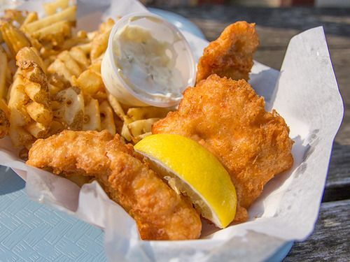 The Best Fish and Chips on the Oregon Coast