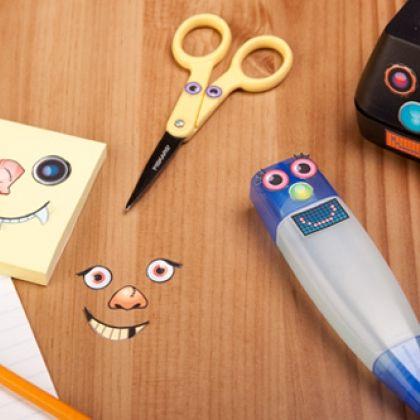 Decorate Your School Supplies