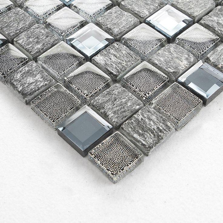 226 best Mosaic Tiles images on Pinterest | Bath tiles, Bathroom ...