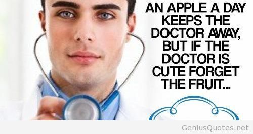 Cute doctor quotes Doctor quotes, Funny doctor quotes