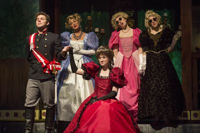 26 Best Into The Woods Costumes Images On Pinterest