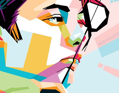 """Check out new work on my @Behance portfolio: """"Chelsea islan on WPAP"""" http://on.be.net/1UblRj3"""