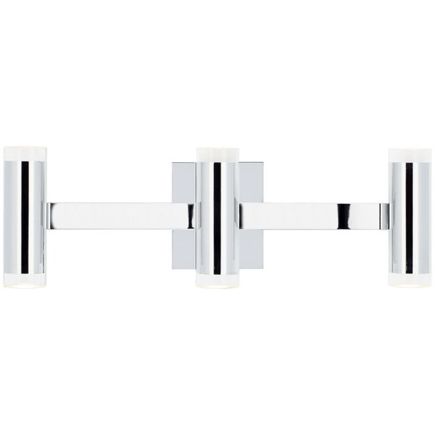 Best Dobson Ii 3 Light Bath Sconce With Images Sconces 400 x 300