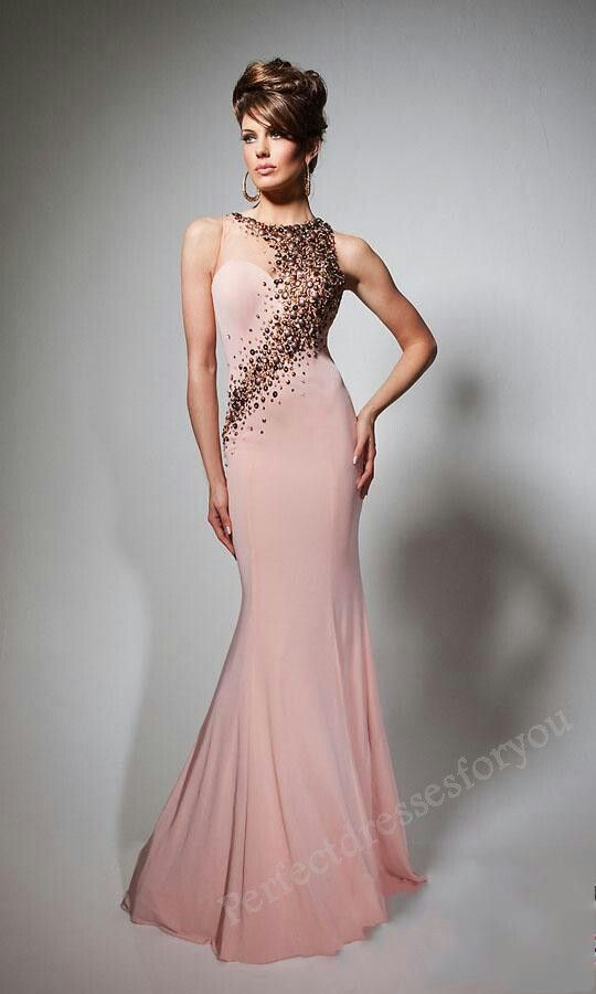 12 best gowns images on Pinterest | Formal dresses, Brides and ...