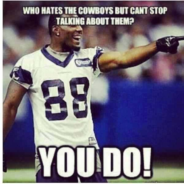 Dallas Cowboys Haters