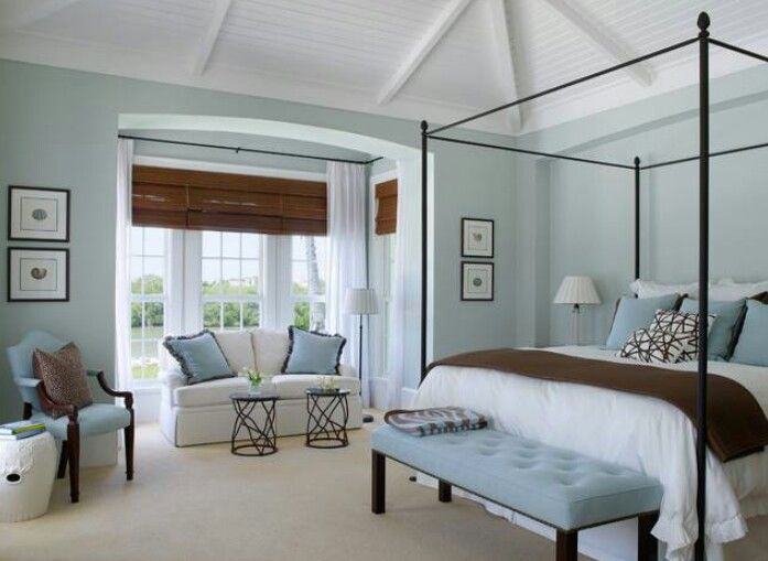 Calming Master's Bedroom / Houzz.com, this room will work for my ...