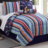 Found it at Wayfair - Dog Reversible Comforter Set