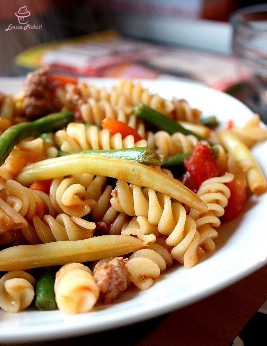 Emcia Pichci!: Prosty pomysł na obiad