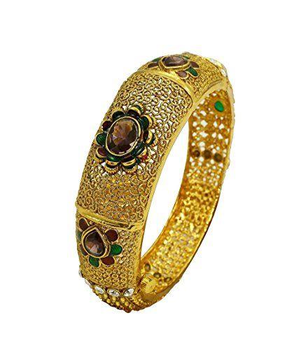 Bollywood Antique Style Stone Jewellery Gold Plated Kara ... https://www.amazon.com/dp/B01M7ZBV9Q/ref=cm_sw_r_pi_dp_x_axmrzb8VQ1RQT