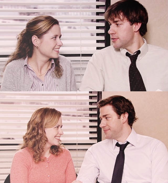 The Office Cafe Disco Quotes: 2520 Best Jim + Pam = True Love Images On Pinterest