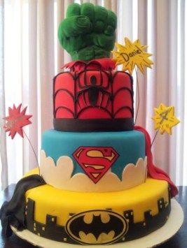 Super Herói Dicas para Tema Festa Infantil