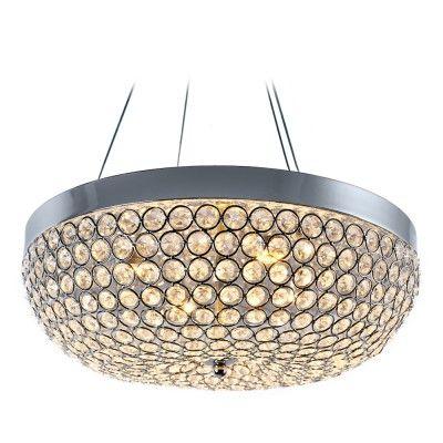 Lampa wisząca VIENNA P01369CR
