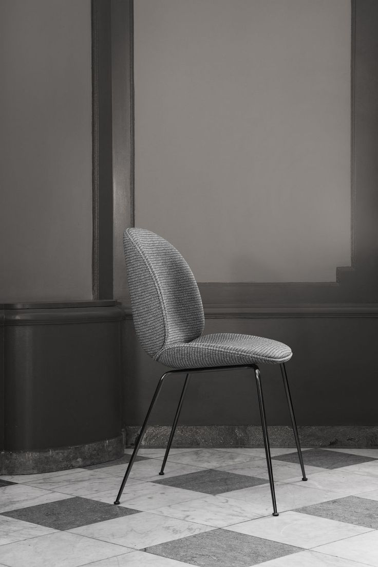 GUBI // Beetle Chair by GamFratesi