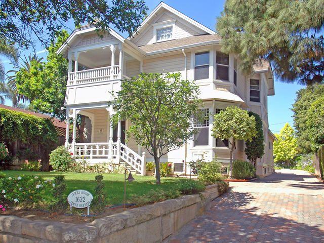 114 best santa barbara victorian houses images on for Tiny house santa barbara