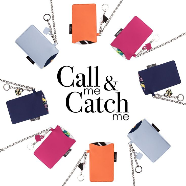 Call me & Catch me  www.Obag.com.co