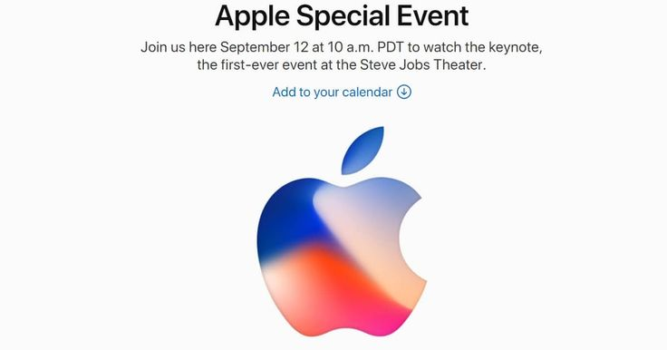 http://ift.tt/2wV0oaD to Live stream Apple's September Keynote Event on iPhone iPad Apple TV Mac Windows and Android http://ift.tt/2fdaoTl  Here's how to watch or live stream Apple's September 12th keynoteLive on iPhone iPad Mac Windows Android and Apple TV.  Event is going to be heldin Steve Jobs Theater at Apple Campusin 12th Sep 2017 at 10AM PT.  At Apples 2017 Keynote eventApple is expected to unveil new iPhone X iPhone 8 iPhone 8 Plus Apple watch Series 3 4K Apple TV along with the…