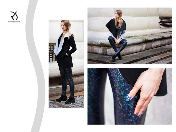 Asia Kunc nosi hologramowe, mieniące się na 1000 kolorów legginsy z najnowszej kolekcji RS :) Stylizacja autorstwa Lumpexoholiczka idealnie wpisuje się w idee marki RS - #sportfashion.  Jesteśmy na TAK!   Wpis Asi znajdziecie na jej blogu: http://bitly.pl/legginsyRS
