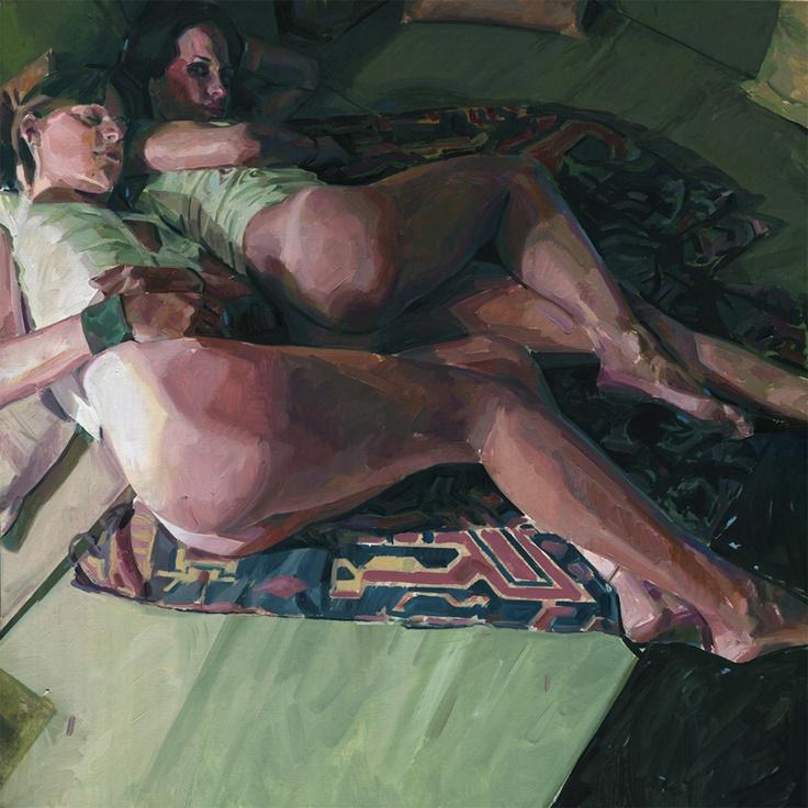 Gemma & Paula by Alberto Mielgo