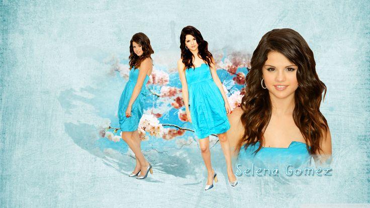 Selena Gomez HD Desktop Wallpapers for